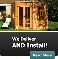 We Deliver and Install