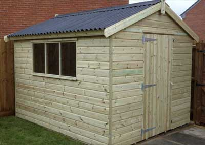 Sheds by Phoenix